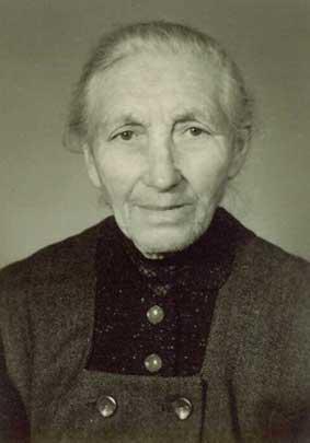 Eva Genßmann, geb. Berz