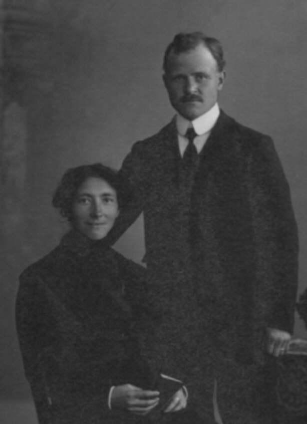 Gerhard und Eva Genßmann, geb. Berz