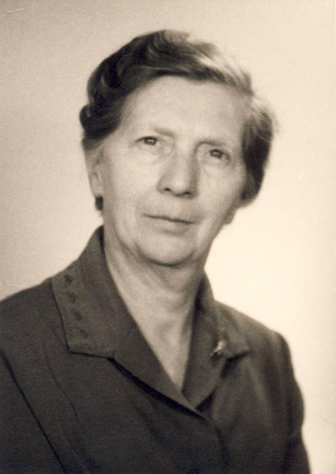 Maria Magdalena Pleitz, geb. Grünewald