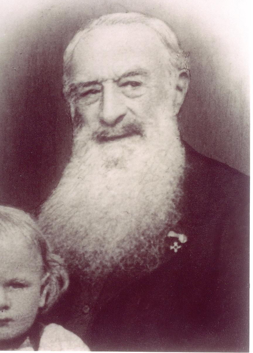 Christian Ehrenfried Albert Heilgendorff