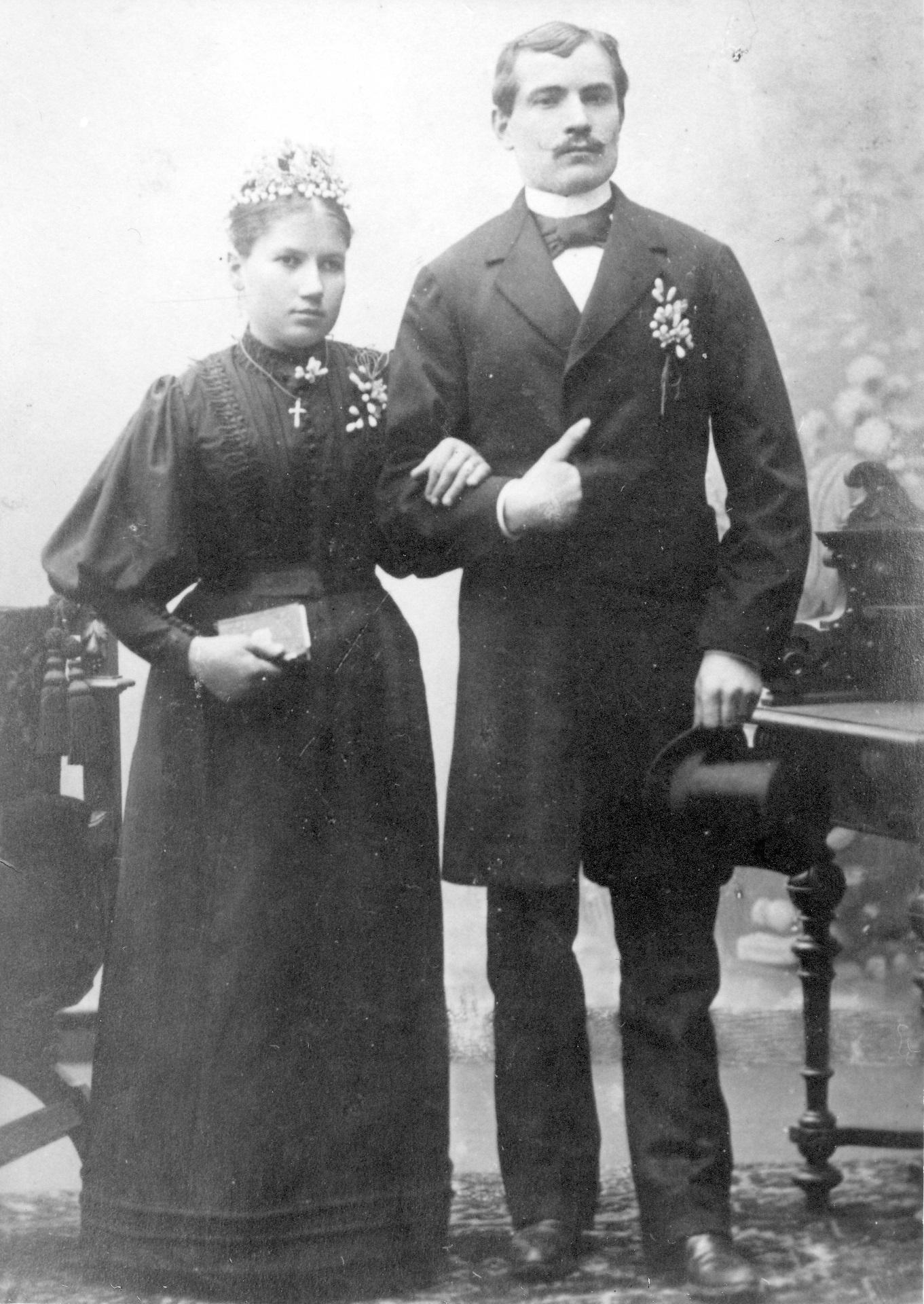 Josef und Margarethe Nick